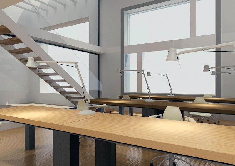 Loft doble interior