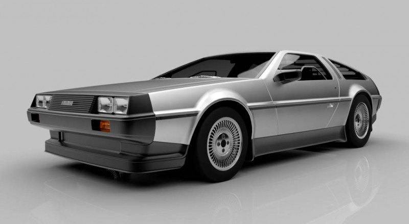 Archigraphos DeLorean.11