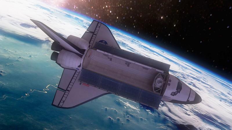 Archigraphos SpaceShuttleOrbiter