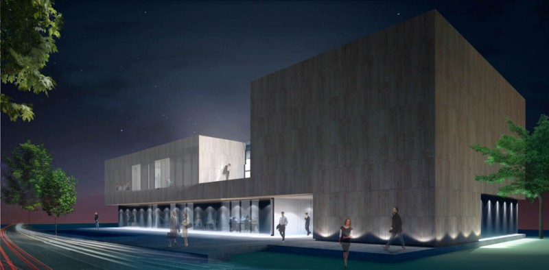 Donaire arquitectos Nakabeh Imagen 03 Night